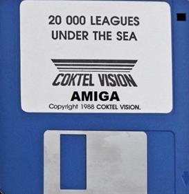 20000 Leagues Under the Sea - Disc