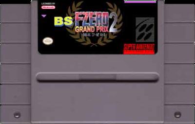 BS F-Zero 2 Practice - Fanart - Cart - Front