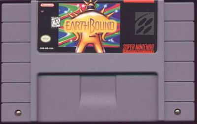EarthBound - Cart - Front