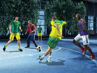 FIFA Street 2 - Screenshot - Gameplay