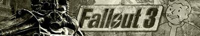 Fallout 3 - Banner