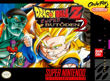 Dragon Ball Z: Super Butouden 2 - Fanart - Box - Front