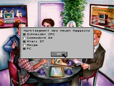 Mag!!! - Screenshot - Gameplay