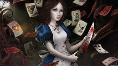Alice: Madness Returns - Fanart - Background