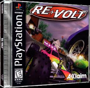 Re-Volt - Box - 3D