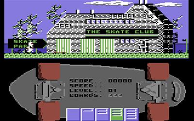 Rollerboard - Screenshot - Gameplay