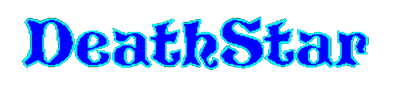 Deathstar - Clear Logo