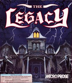 The Legacy: Realm of Terror - Box - Front