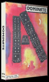 Dominate - Box - 3D