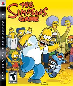 The Simpsons Game