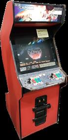 Street Fighter Alpha 2 - Arcade - Cabinet