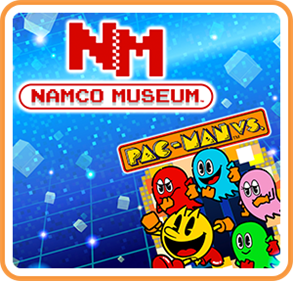 Namco Museum (Pac-Man VS. Free Multiplayer-only Ver.)