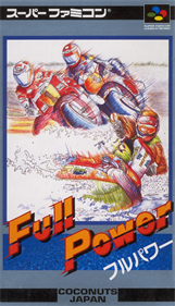 Full Throttle: All-American Racing - Box - Front