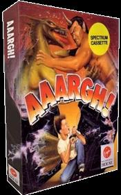 AAARGH! - Box - 3D