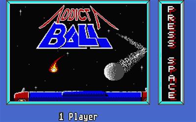 Addicta Ball - Screenshot - Game Title