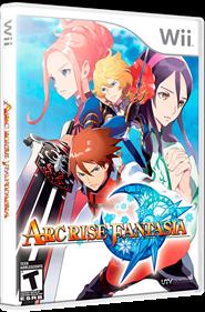 Arc Rise Fantasia - Box - 3D