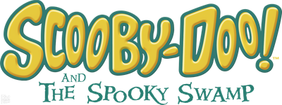 Scooby-Doo! and the Spooky Swamp - Clear Logo