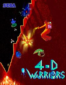4-D Warriors