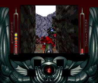 Alien Breed 3D - Screenshot - Gameplay