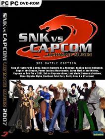 SNK vs Capcom: Ultimate Mugen 2007