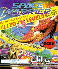 Space Harrier: Return to the Fantasy Zone