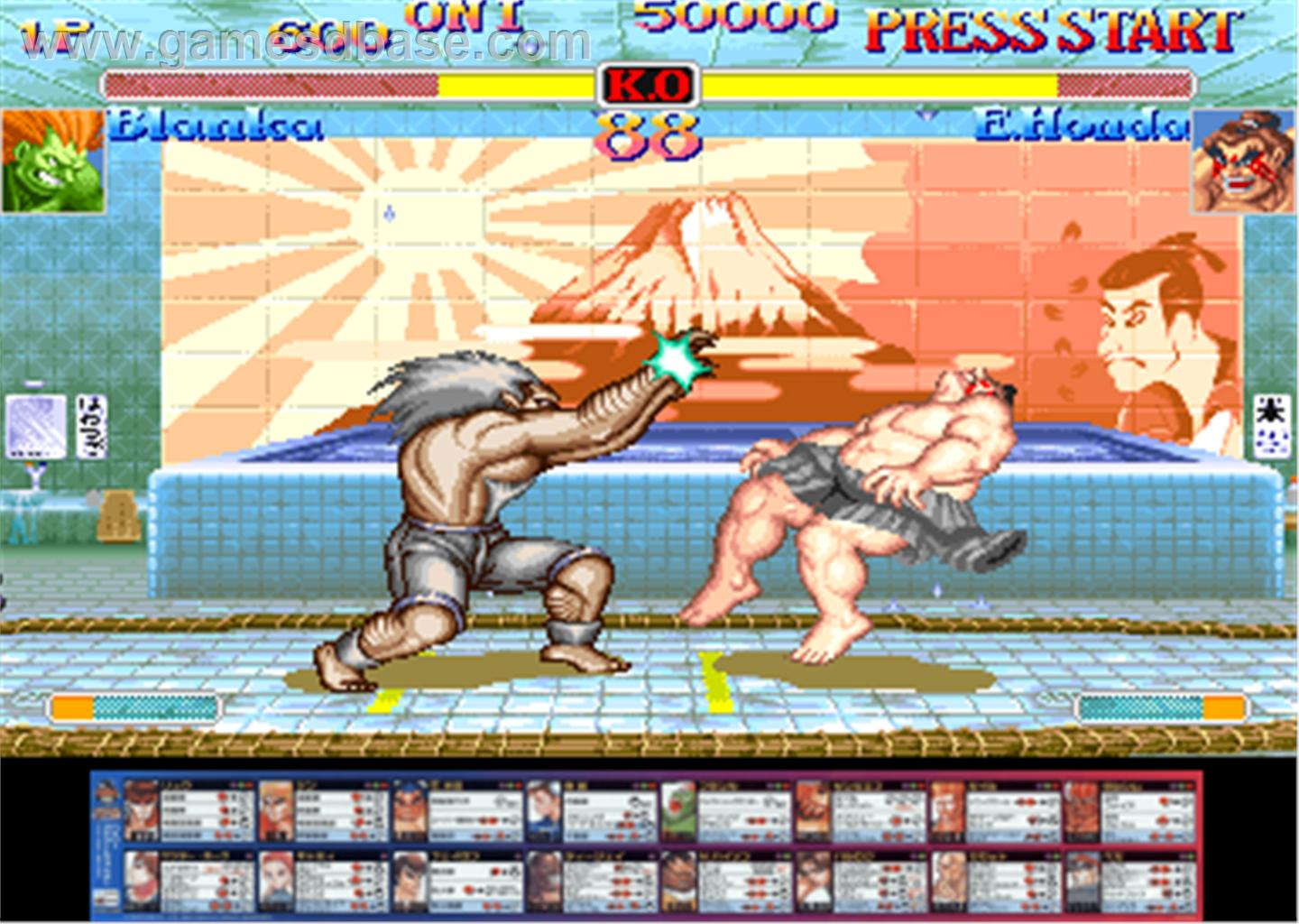 hyper street fighter ii  the anniversary edition details
