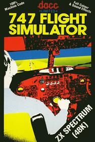 747 Flight Simulator