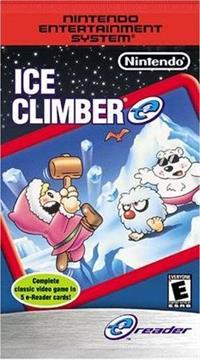 E-Reader Ice Climber