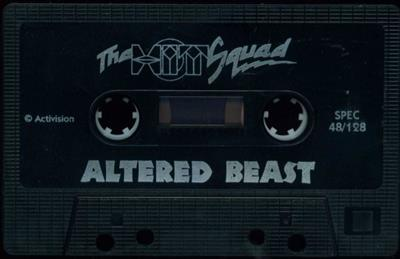 Altered Beast - Cart - Front