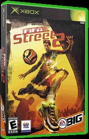 FIFA Street 2 - Box - 3D
