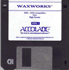 WaxWorks - Disc
