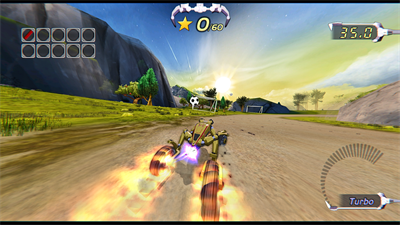 ExciteBots: Trick Racing - Screenshot - Gameplay