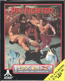 Pit Fighter: The Ultimate Competition