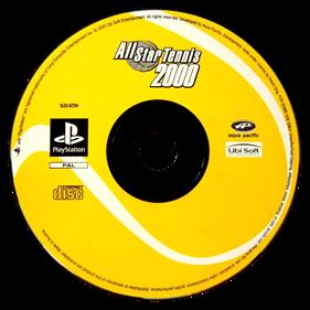 All Star Tennis 2000 - Disc