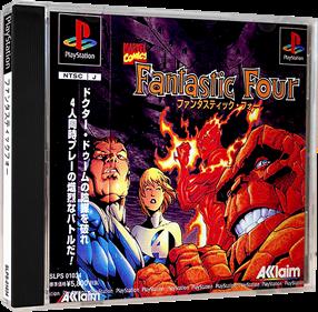 Fantastic Four - Box - 3D