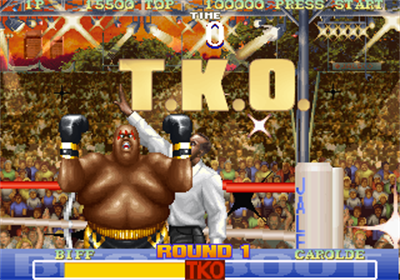 Best Bout Boxing - Screenshot - Gameplay