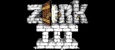 Zork III: The Dungeon Master - Clear Logo