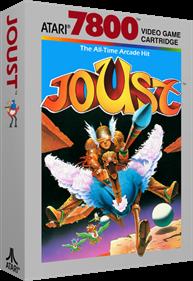 Joust - Box - 3D