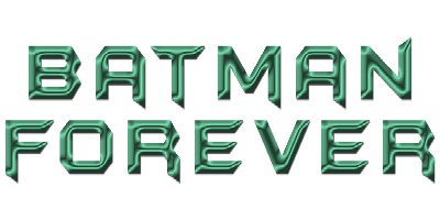 Batman Forever - Clear Logo