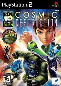 Ben 10: Ultimate Alien: Cosmic Destruction