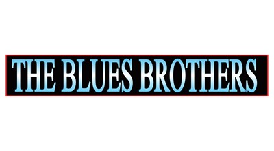 The Blues Brothers - Clear Logo