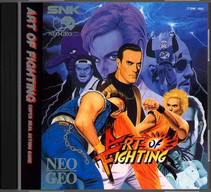 Art Of Fighting Details Launchbox Games Database