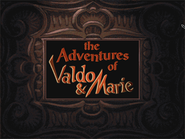 The Adventures of Valdo & Marie - Screenshot - Game Title