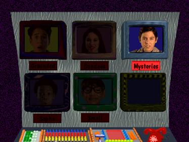 Club 3DO: Station Invasion - Screenshot - Game Select