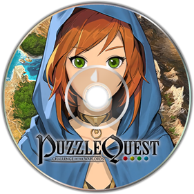 Puzzle Quest: Challenge of the Warlords - Fanart - Disc