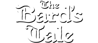 The Bard's Tale: Tales of the Unknown - Clear Logo
