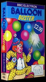 Balloon Buster - Box - 3D