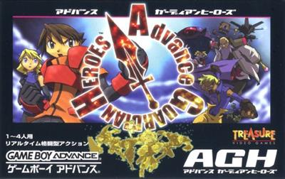 Advance Guardian Heroes - Box - Front