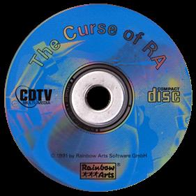 The Curse of Ra - Disc