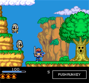Chiki Chiki Boys - Screenshot - Gameplay